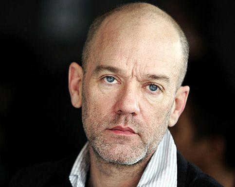 Michael Stipe of R.E.M. - Feb. 02, 2008