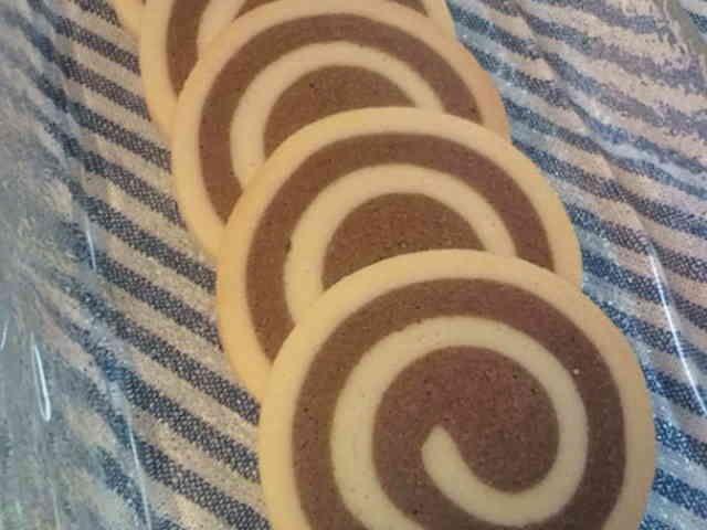 ぐるぐる専用☆アイスボックスクッキーの画像