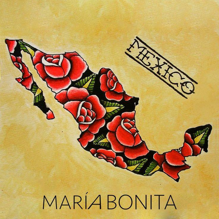 Go wherever art takes you.  Maria Bonita.