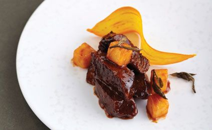 Masterclass - Wagyu beef ribs, by Tong Chee Hwee from HKK