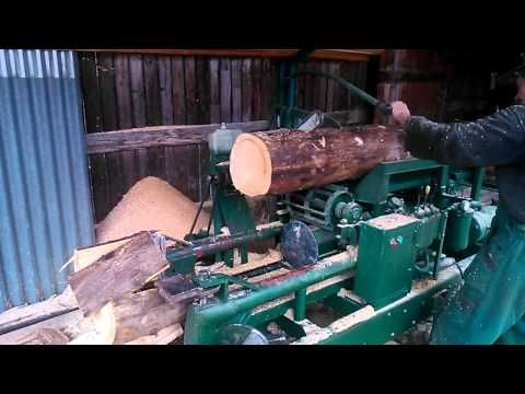 Stiepacka dreva domácej výroby - YouTube