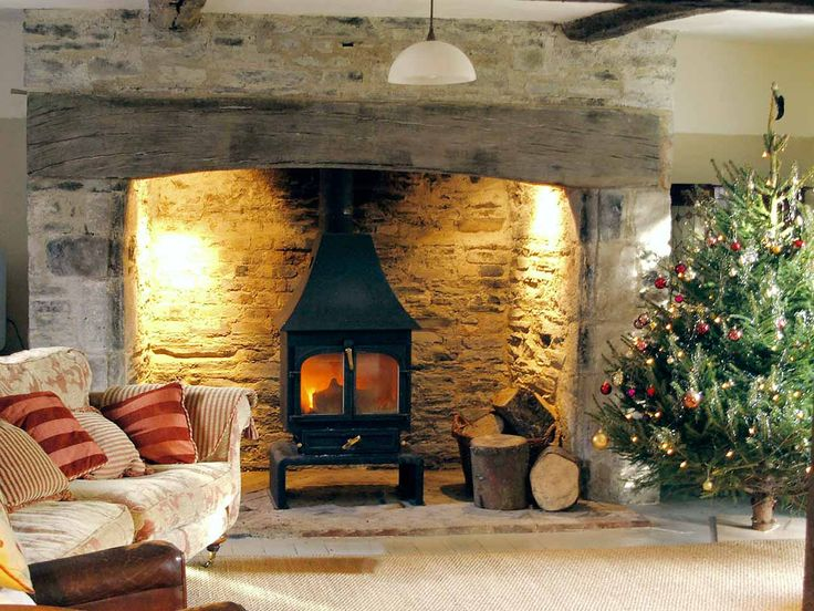 Most festive holiday cottages.