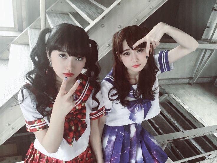 黒宮れい / Rei Kuromiya | 金子理江 / Rie Kaneko