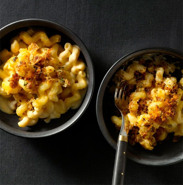 Macaroni and Cheese: Chee Recipes, Gourmet Magazines, Cream Biscuits, Macaroni And Chee, Mac Chee, Comforter Food, Ultimate Macaroni, Biscuits Recipes, Macaroni Chee