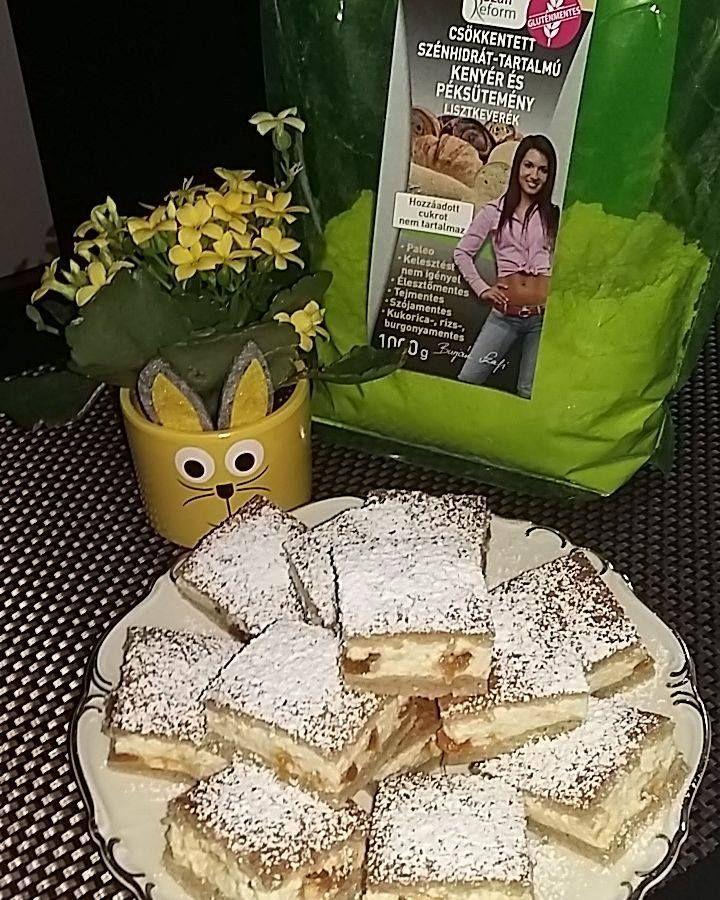 """Omlós tésztájú, nagyon nagyon finom """"túrós""""-, almás-, mákos pite recept A receptet köszönjük Julika kolléganőnknek! Tészta hozzávalói: 200 g Szafi Reform gluténmentes csökkentett szénhidrát-tartalmú kenyér és péksütemény lisztkeverék (Szafi Reform gluténmentes csökkentett szénhid"""