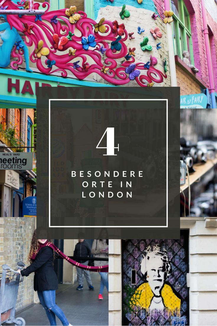 4 besondere Orte in London, die du sehen solltest!