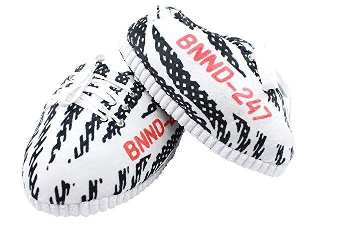 SoleSlip ZBRA Sneaker Slippers | Men