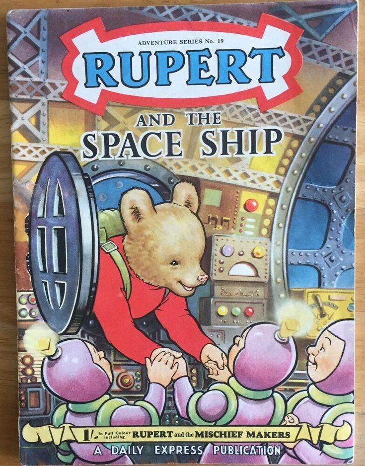 Details about rupert adventure series no 19 rupert the