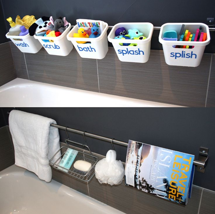 bathroom toy storage ideas best 25 bath storage ideas on 16141