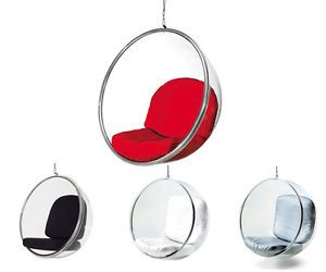 FAUTEUIL-BOULE-SUSPENDU-BUBBLE-CHAIR-DESIGN-NEUF