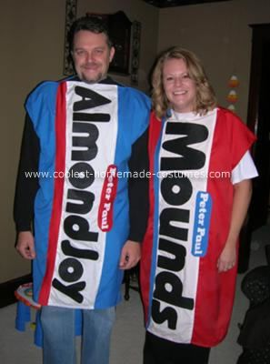 coolest candy bar couple costume