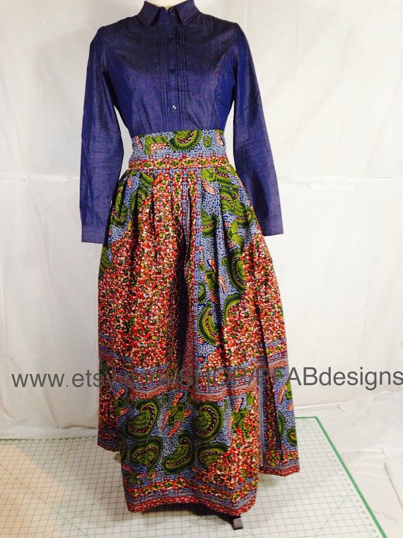 On Sale: Handmade/The African Shop/Fashion/African by PFABdesigns