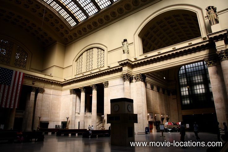 17 best images about chicago film locations on pinterest - Gotham palma ...