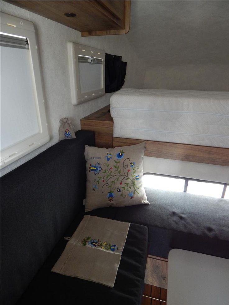 Aero One pickup camper