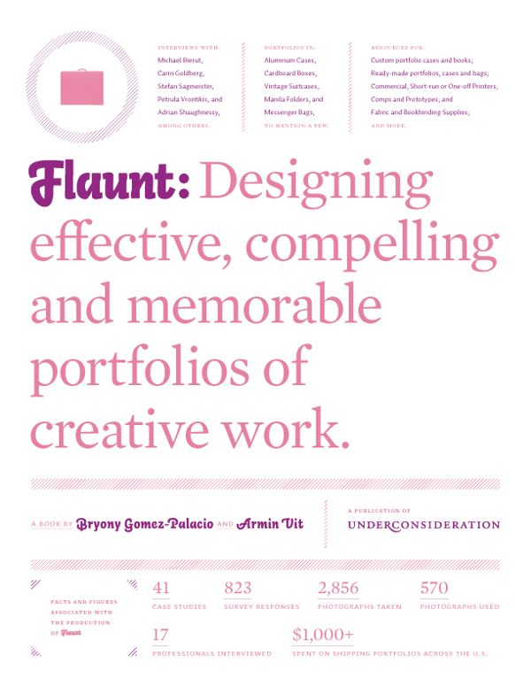 Flaunt Book on The National Design Awards Gallery