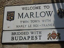 Marlow, Buckinghamshire - Wikipedia, the free encyclopedia