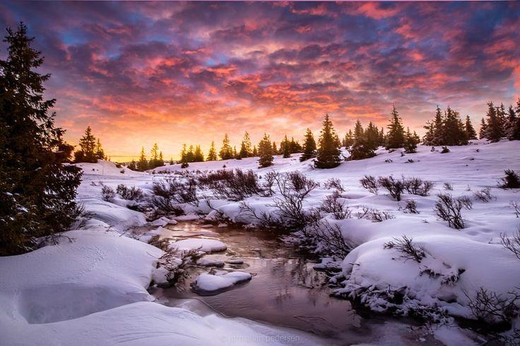 ***Sunrise (Norway) by Jørn Allan Pedersen / 500px