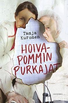 Hoivapommin purkajat / Tanja Kuronen. Hoivapommin purkajat kertoo puolivirallisesta hoivatyöstä, joka on organisoitua mutta vapaaehtoisuuteen perustuvaa ja jonka tekijät ovat pääasiassa naisia. Nämä naiset auttavat kotonaan asuvia vanhuksia pientä korvausta vastaan.