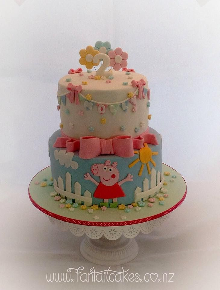 Peppa Pig Cake Topper Amazon
