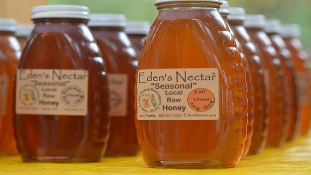 Raw honey (not commercial honey that is sold in most stores) is full of nutrients and enzymes that are great for your body. If you can, buy local honey because it contains local pollen that can help you build up an allergy resistance to it. Do some research and buy local; some... #honey #ideas #raw
