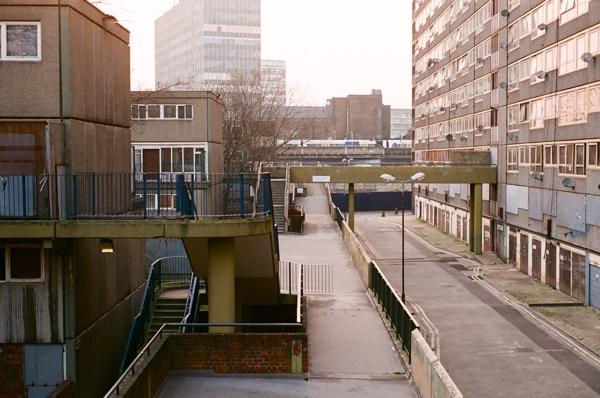 Heygate Estate, south London