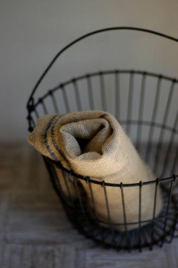 egg basket - love