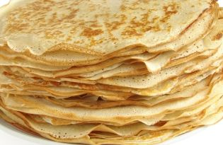 SAVOURY COCONUT FLOUR CREPES – Perfect as a WRAP for your protein and greens