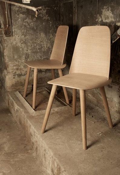 David Geckeler, 'Nerd chair'.