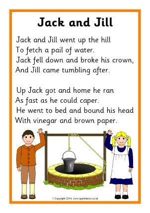 21 Best Images About Nursery Rhymes On Pinterest