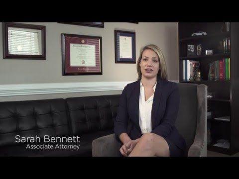 Meet Attorney Sarah Bennett of Adkins Law.  http://www.huntersvillelawyer.com/attorney-sarah-bennett.html