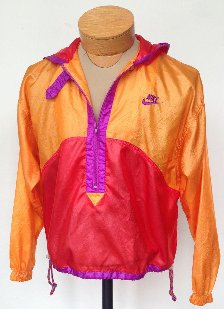 aa89c669decb NIKE ELITE WINDBREAKER Jacket Colorful w  Hood SZ SMALL Mens Nylon  Multi-Color  Nike  Windbreaker