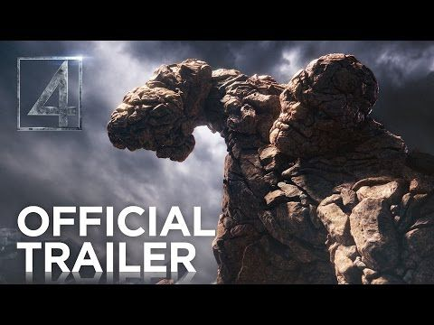▶ Fantastic Four | Official Trailer [HD] | 20th Century FOX - YouTube