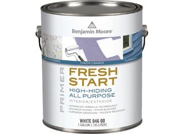 """paint sealer primer The paint store guy/expert said, """"It's revolutionary.""""  He said that it's basically an oil-based paint that acts like a latex (even though it is a latex paint).  You get all of the good points of an oil-based paint, with none of the negative.  It hardens like an oil, wears like an oil, but cleans up like a latex and it doesn't smell like an oil!"""