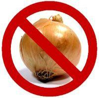onion-allergies...yes, I am serious! I get so tired of having to explain how serious my allergy is!