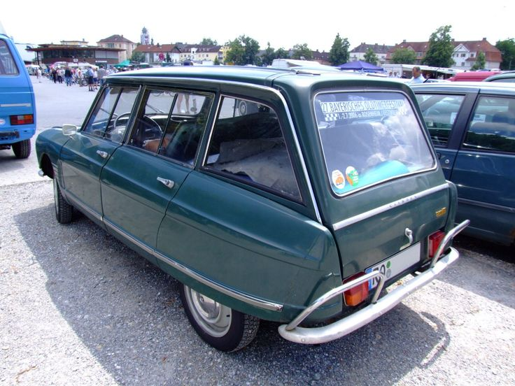 Citroën Ami6 Break