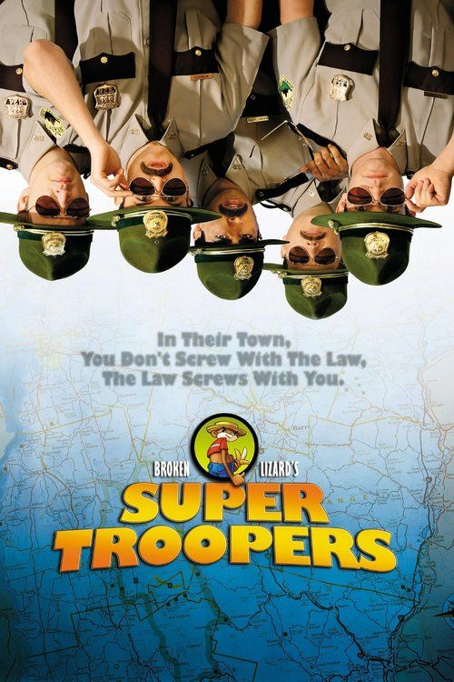Watch->> Super Troopers 2001 Full - Movie Online