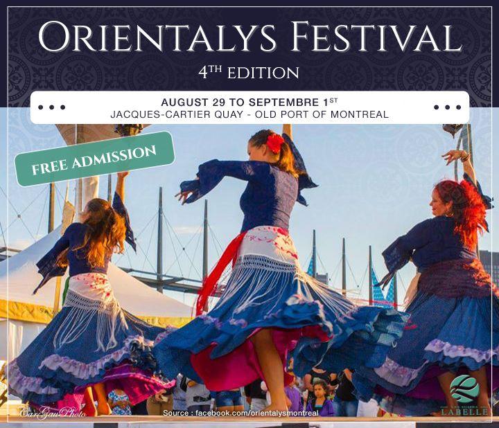 Festival @Orientalys Montreal