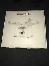 DJI Phantom 3 Professional Quadcopter with 4K Camera and 3-Axis Gimbal