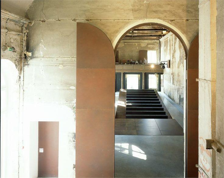 Maison de l'Architecture | Paris | Renovation of Couvent des Récollets| Foto©: Philippe Ruault | Stage 12: Paris et Île-de-France