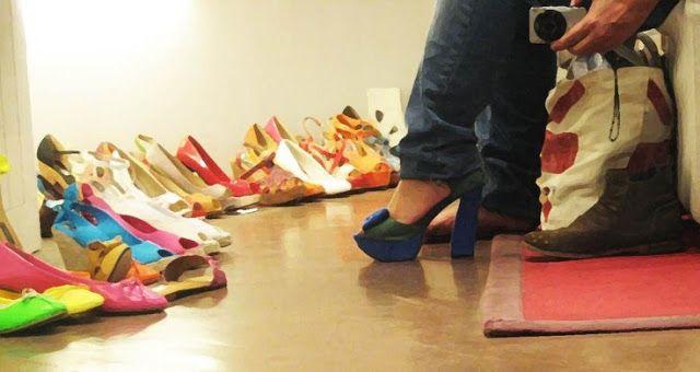 Un zapato es tuyo cuando refleja como eres