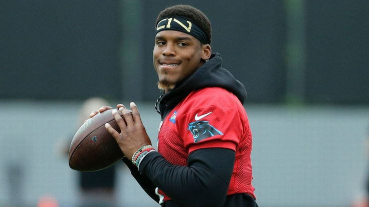 Rehabbing Cam Newton 'doing everything he can to stay up to speed' #FansnStars
