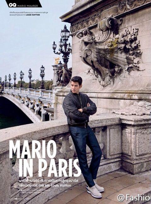 Mario Maurer | มาริโอ้ เมาเร่อ | D.O.B 4/2/1988 (Sagittarius)