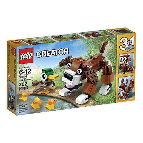 $11.24 - LEGO Creator Park Animals 31044