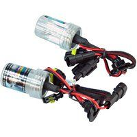 Cheap 35W HID Xenon Car Headlight Bulbs Lamps 9006-6000K - 1 Pair sale