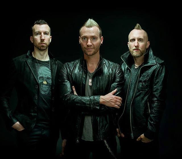 """Thousand+Foot+Krutch+Fights+With+""""A+Different+Kind+Of+Dynamite"""""""