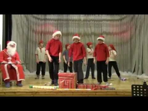 Joulupukki-Style - YouTube