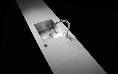 Sunk in Sink