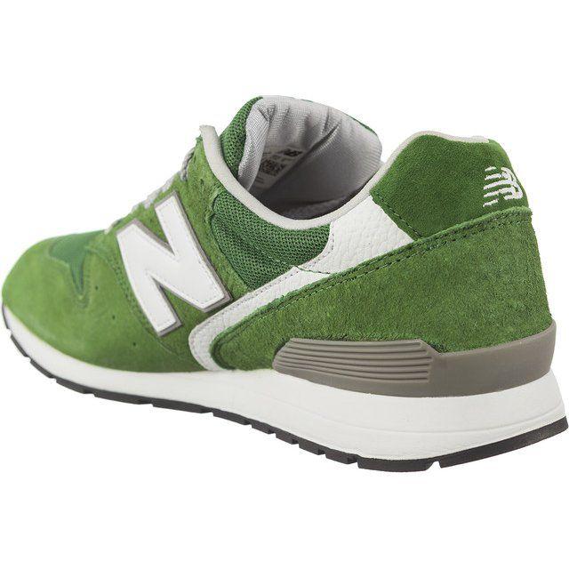 Sportowe Meskie Newbalance Zielone New Balance Mrl996kg Dc Sneaker New Balance Sneaker Sneakers