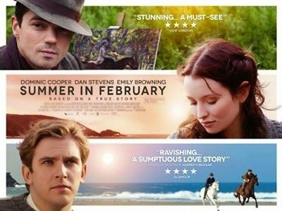 LaraluBooks: Film Review: Summer in February - Christopher Mena...