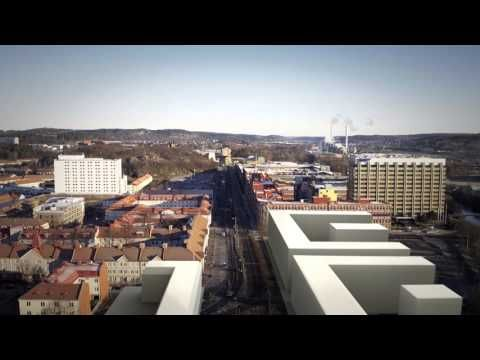 Gamlestaden - på väg in  i framtiden